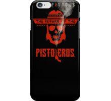 The Return Of The Pistoleros iPhone Case/Skin