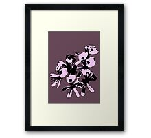 Wildflower Framed Print