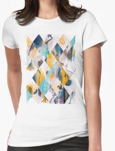 Diamonds I Womens Fitted T-Shirt