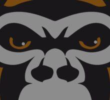 Gorilla agro head Sticker