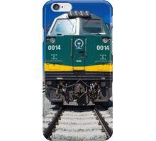 Train Lhasa - Shanghai iPhone Case/Skin