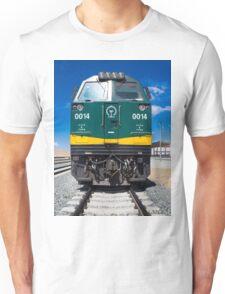 Train Lhasa - Shanghai Unisex T-Shirt