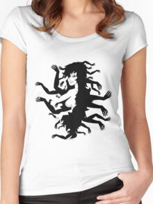 Fantasma Cabellera Women's Fitted Scoop T-Shirt