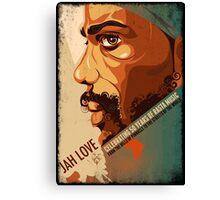 Jah Love Canvas Print