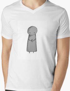 Meebling's Heart Mens V-Neck T-Shirt
