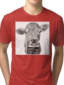 Stolen Lives. Stolen Milk. Tri-blend T-Shirt