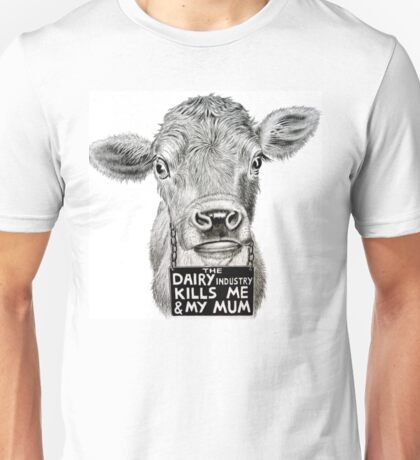 Stolen Lives. Stolen Milk. Unisex T-Shirt