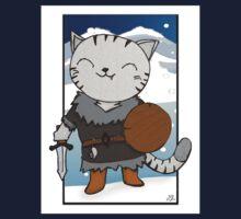 RPG Kitty Kids Tee