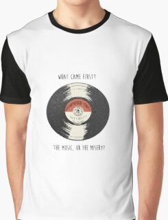 High Fidelity Quote Graphic T-Shirt