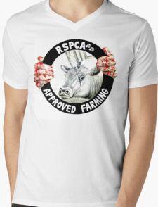 Hypocrisy Mens V-Neck T-Shirt