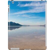 Bonneville Salt Flats, USA iPad Case/Skin