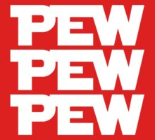 Pew Pew Pew One Piece - Long Sleeve