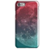 American Werewolf on the Moon (Optical iLLusion)  iPhone Case/Skin