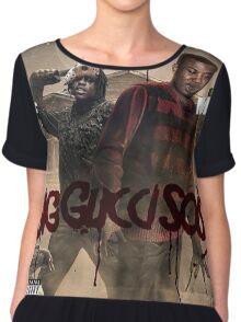 Chief Keef & Gucci Mane - Big Gucci Sosa | JAKKOUTTHEBXX Chiffon Top