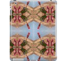 Single Flowering Grass iPad Case/Skin