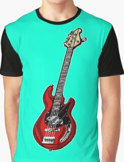 March Hare Bass Graphic T-Shirt