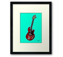 March Hare Bass Framed Print