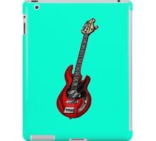 March Hare Bass iPad Case/Skin