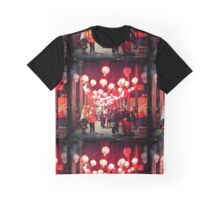 Noodle Festival Graphic T-Shirt