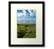 See The Sea Framed Print
