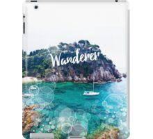 Travel is the best education iPad Case/Skin