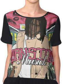 Chief Keef - Mansion Musick | JAKKOUTTHEBXX Chiffon Top