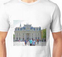 Central Post Office Building, Santiago Unisex T-Shirt