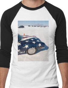 World of Speed Men's Baseball ¾ T-Shirt