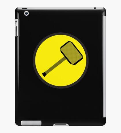 Captain Mewmew iPad Case/Skin