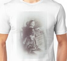 beautiful young girl from the 1850's Unisex T-Shirt