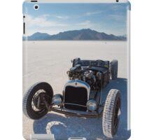 Vintage Packard racing car iPad Case/Skin