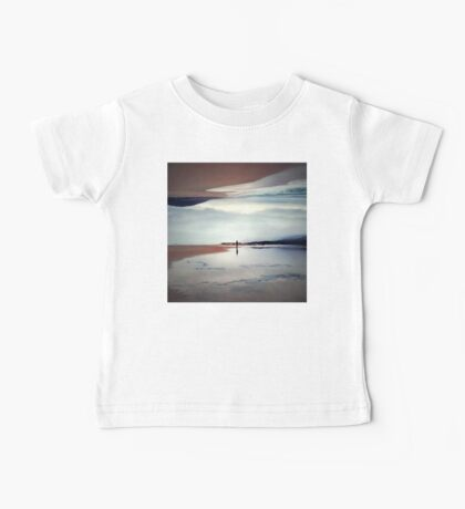 Ghost on the Shore Baby Tee