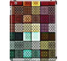 The Weave, Patchwork Quilt iPad Case/Skin