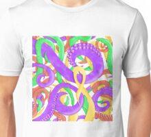 Tentacle Tangle Unisex T-Shirt