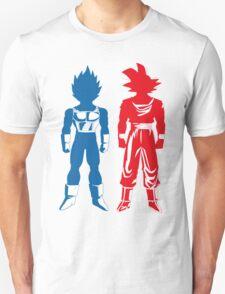 Saiyan Warriors Unisex T-Shirt