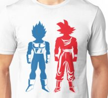 Saiyan Warriors Unisex T-Shirt