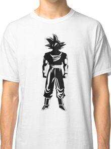 Saiyan warrior (Black) Classic T-Shirt