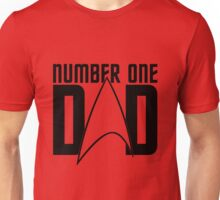 Number One Dad (Star Trek) Unisex T-Shirt