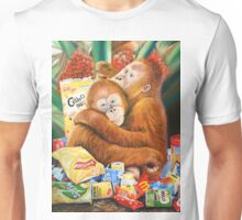 Palm Oil and Pollution Unisex T-Shirt