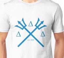 trident tri delta Unisex T-Shirt