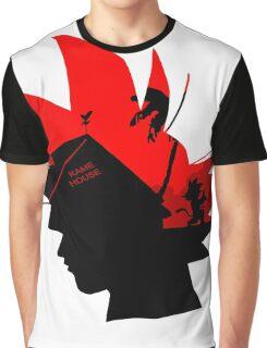 Kame House v2 Graphic T-Shirt