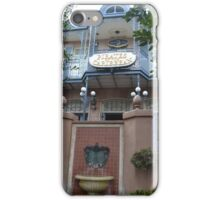 Pirates Courtyard iPhone Case/Skin