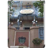 Pirates Courtyard iPad Case/Skin