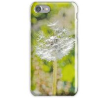 Dandelion Fluff iPhone Case/Skin