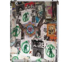 Seattle Graffiti  iPad Case/Skin