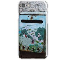 Leave Your Letters Here iPhone Case/Skin