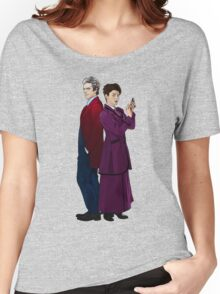 Missy and The Doctor Women's Relaxed Fit T-Shirt