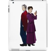 Missy and The Doctor iPad Case/Skin