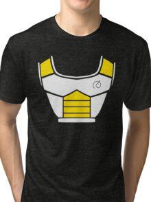 Minimalist Vegeta armor Tri-blend T-Shirt