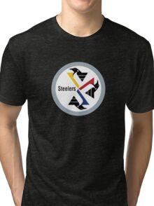 Pittsburgh Penguin Steelers Tri-blend T-Shirt